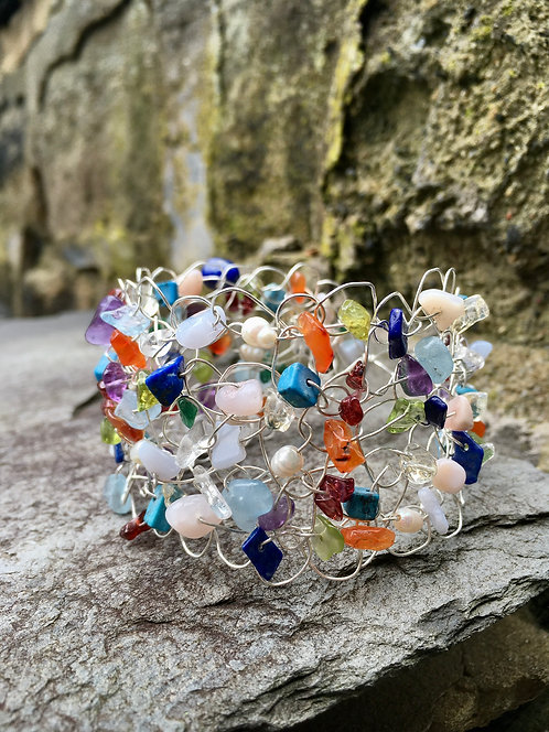 Celebration Cuff - Libby Jubb