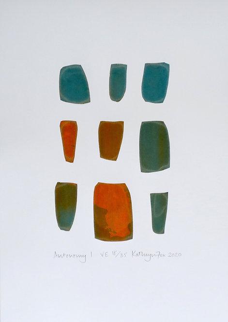 Autonomy I, 2020 - Kathryn Fox