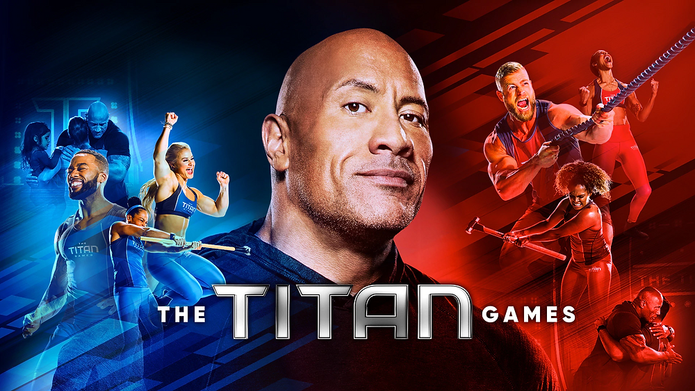 Promotional Image for the Titan Games