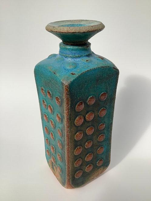 Large Stoneware Bottle - Howard Gardiner