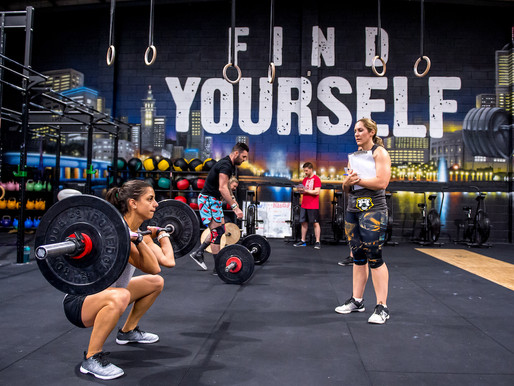 How To Prepare For The 2021 CrossFit Open