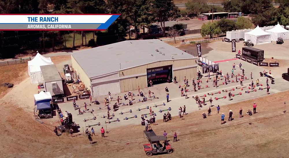 CrossFit Games Ranch