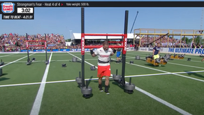 CrossFit Games Wod Strongman's Fear & more WODS for strength