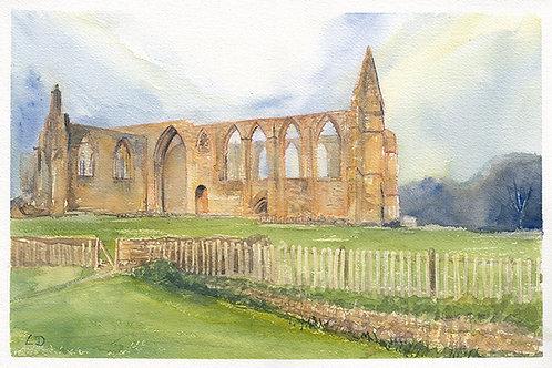 Bolton Abbey - Laura Dawes