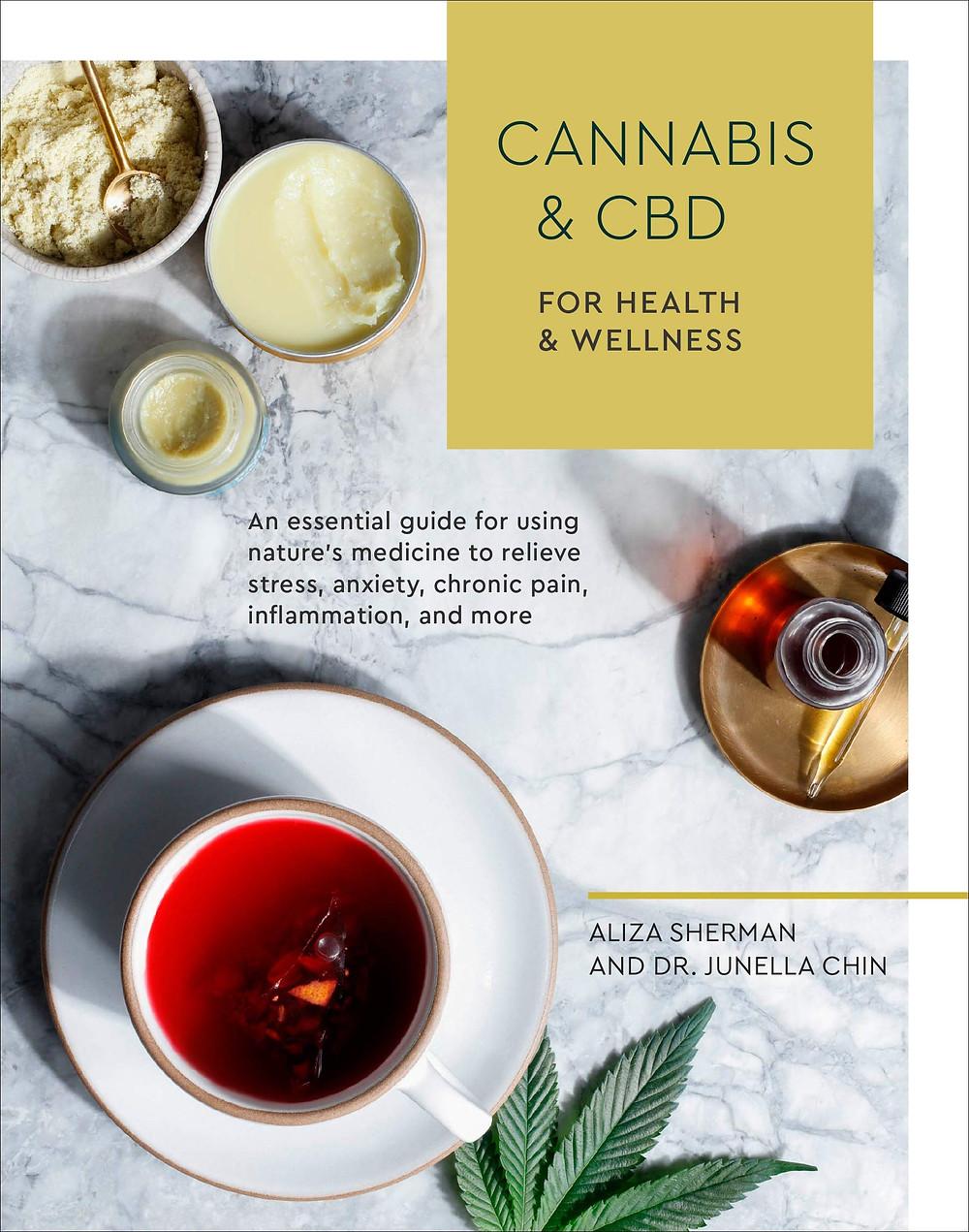 Cannabis & CBD For Health & Wellness Book Cover