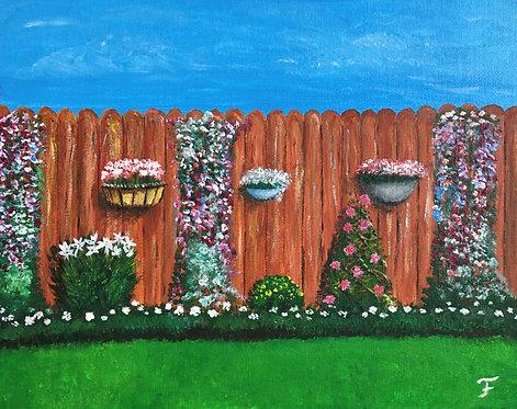 Summer Garden - Felicia Nattress