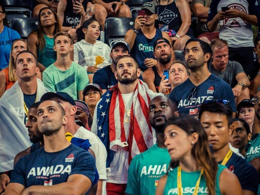 CrossFit Games 2020 Events