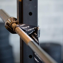 Attach A Barbell To A Rack with the Element Barbelt