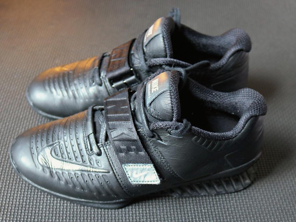 CrossFit Nike Romaleo 3 XD Side On