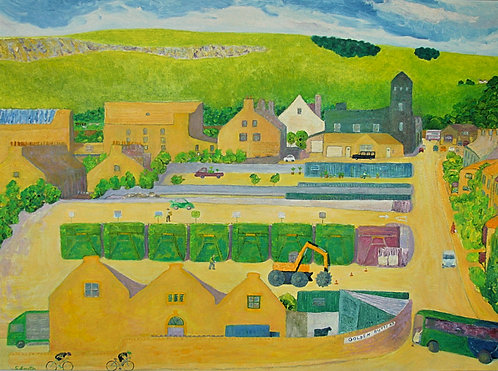 Golden Butts Road - Caroline Smith