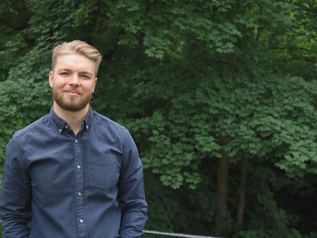 Introducing the Ilkley Based Marketing Expert: Harry Smith