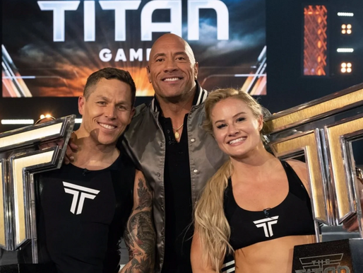 CrossFit Proves Its Relevance with The Titan Games Champions