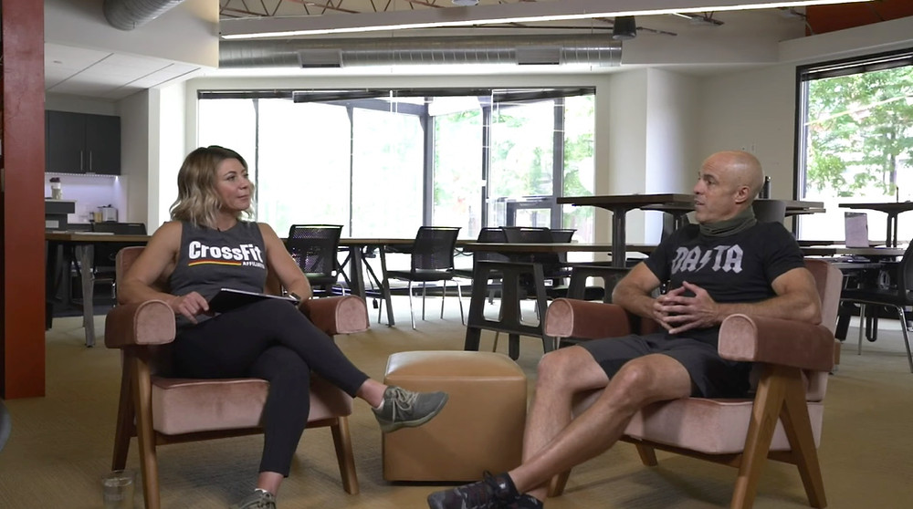 CrossFit Town Hall Eric Roza