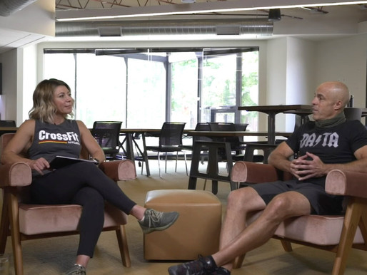 First CrossFit Town Hall With New CEO Eric Roza
