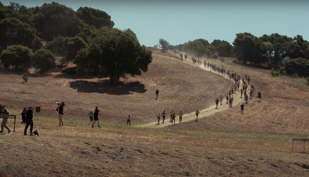 CrossFit Games Trail Run
