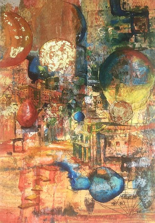 Hot Air Balloons - Debi Roberson