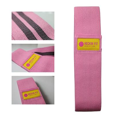 Heckin Fit Resistance Band - Pink Lemonade