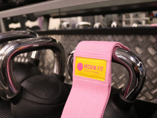 Heckin Fit Resistance Bands: A Full Review