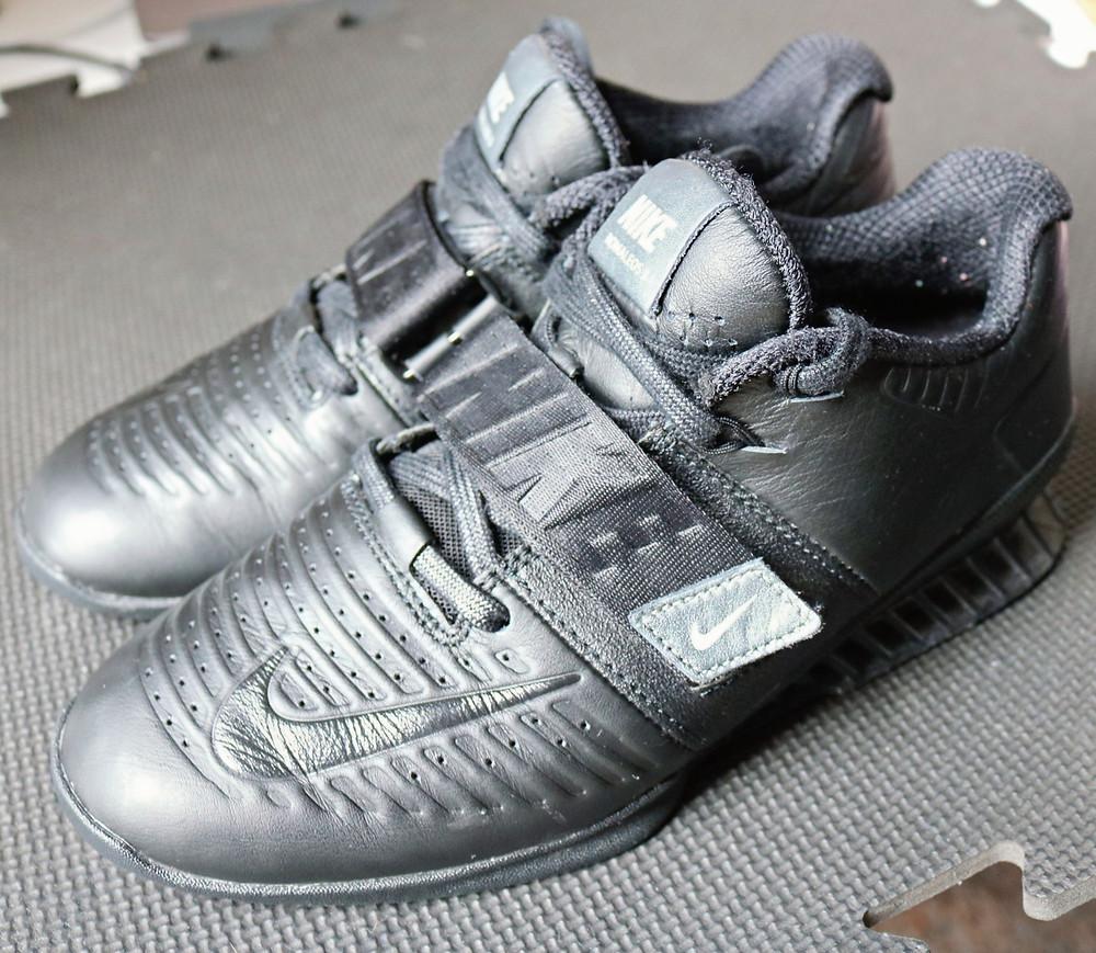 CrossFit Nike Romaleo 3 XD Profile
