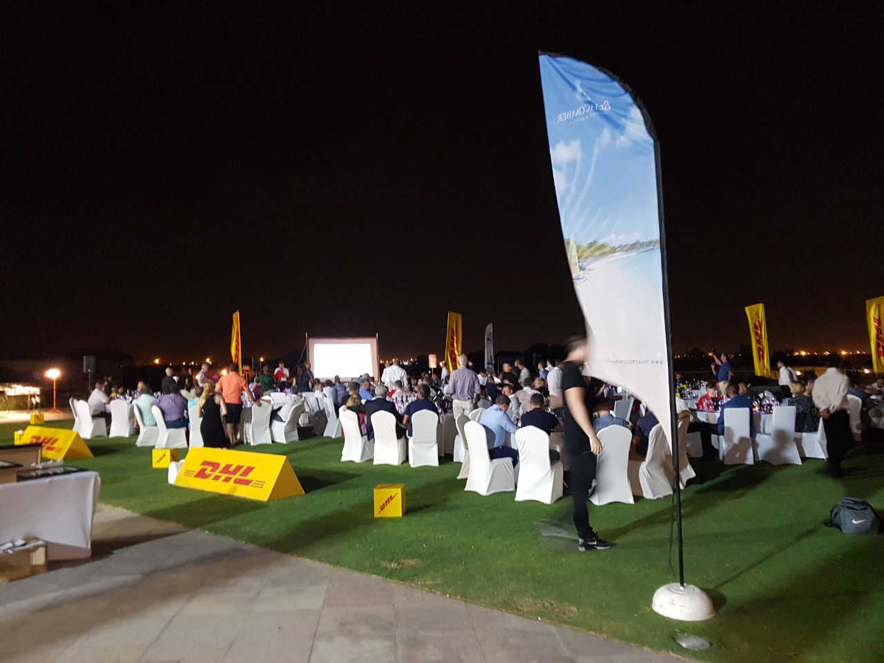 3rd May 2018 - DHL Swing Against Cancer Golf Series