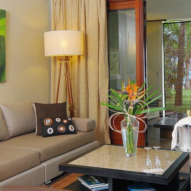 Luxury Family Suite Beachfront