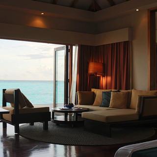 Vakarufalhi Island Resort Water Villa