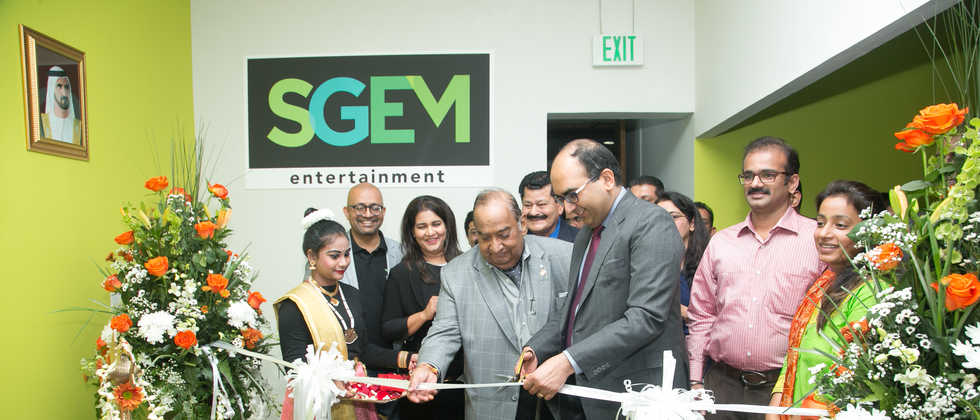 December 2018 - Inauguration of SGEM