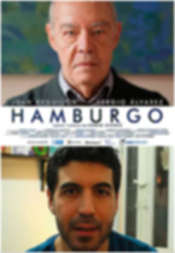 Hamburgo de Sergio Álvarez Cartel