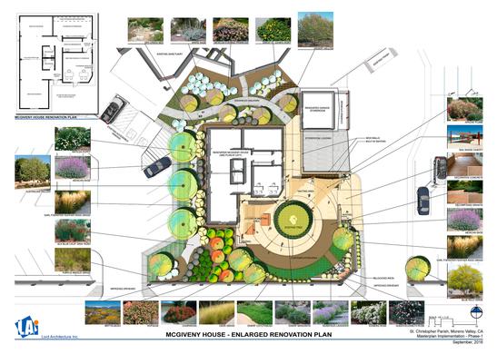 McGivney House Renovation  -Concept Drawing 2