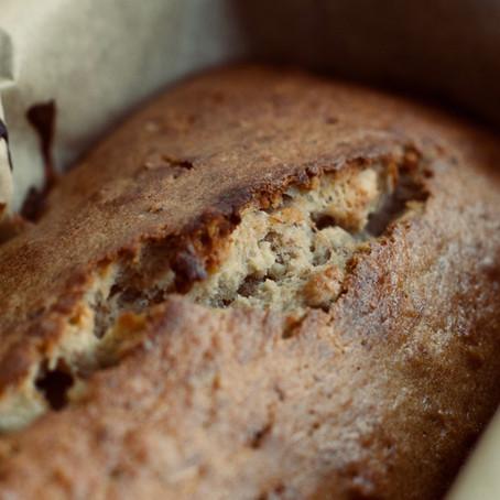 Jill's Zucchini Bread