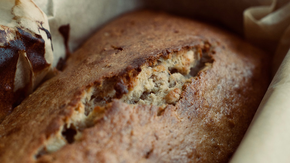 Huisgemaakt notenbrood