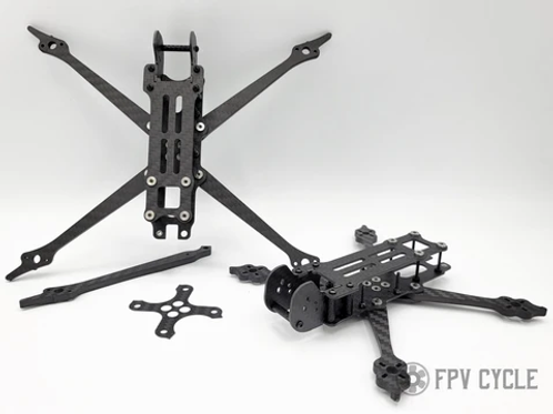 """FPV Cycle Toothfairy 2 - 5"""" Frame"""