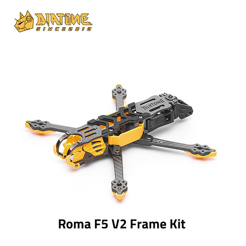 DIATONE Roma F5 V2 Frame kit (Analog)