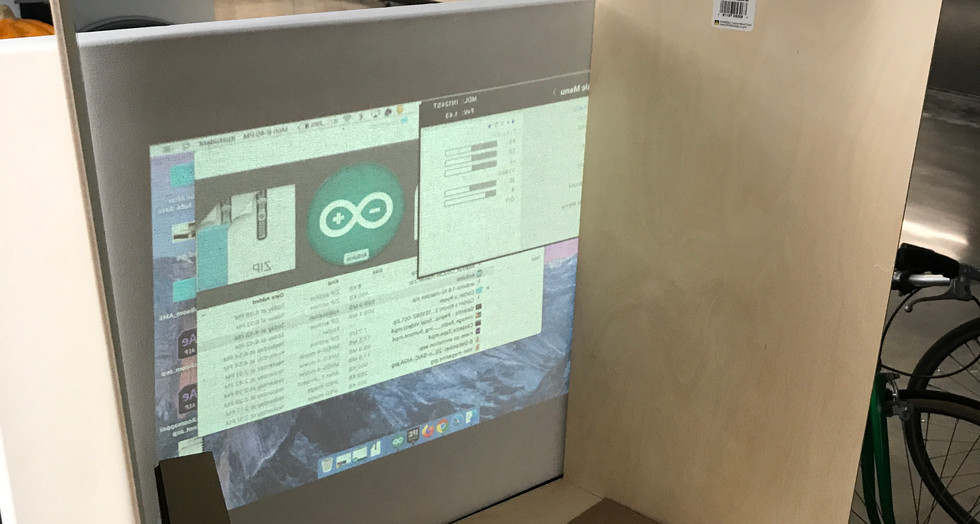 Testing projecter