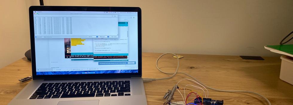Testing Arduino