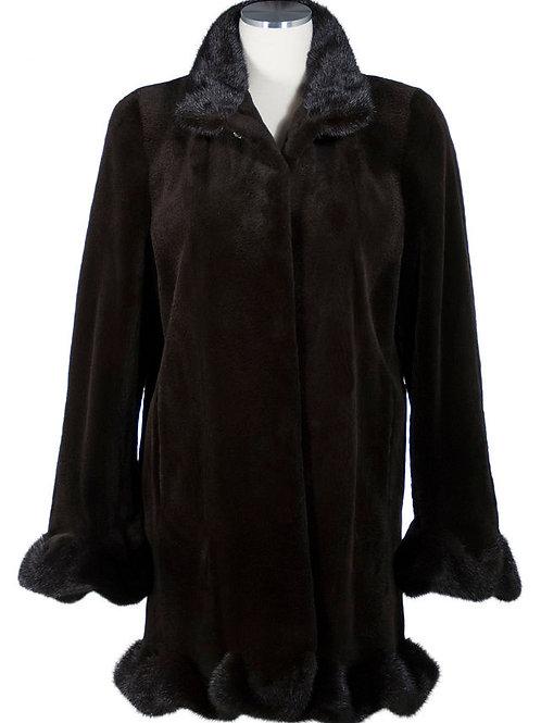 Sheard mink jacket