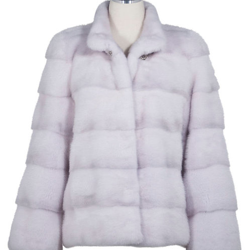 Female mink jacket