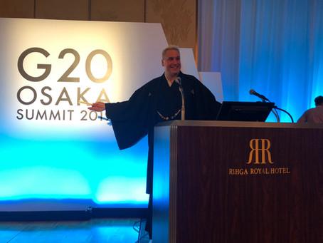 Day 87 - G-20 Summit in Osaka