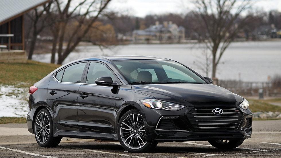 2017 Hyundai Elantra Sport Turbo