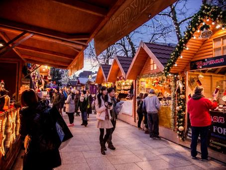 Montreal's Christmas Markets