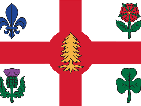 The meaning of Montreal's Flag