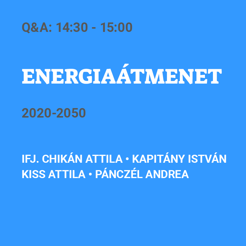 ENERGIAÁTMENET 2020-2050