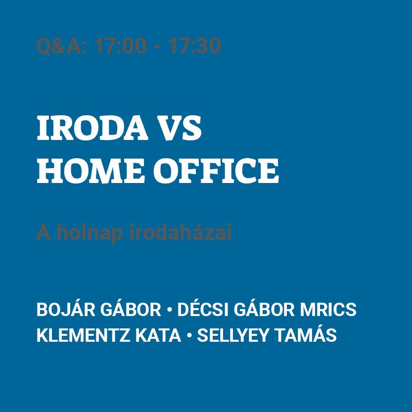 IRODA VS HOME OFFICE