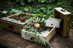 Table drawers by wedoweddingservice