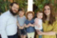 Rabbi Berel & Esther Leah Grunblatt