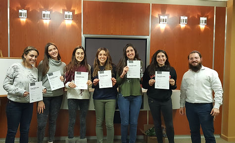 Sinai Scholars- International Jewish Student Center of Boston