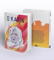 """""""O KADIN"""" BOOK COVER"""