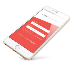 CANVAS.CO APP DESIGN