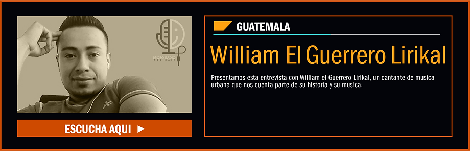 IGOZO PODCAST William el Guerrero Lirika