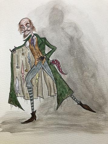 Fagin - Oliver!